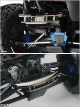 E-REVO - 4x4 - 1/10 BRUSHLESS - TSM - SANS AQ/CHG -