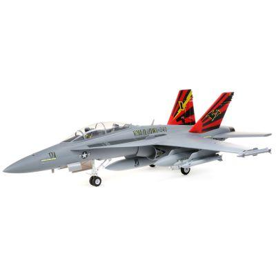 EFL3950 - E-Flite F-18 80mm EDF BNF Basic avec AS3X et SAFE Select - Horizon Hobby
