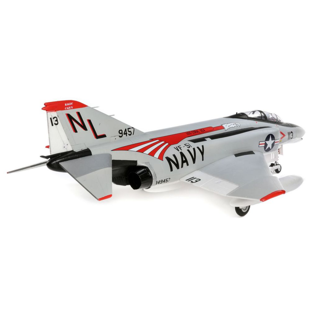 EFL7975 - F-4 Phantom II 80mm - HORIZON HOBBY - E-FLITE