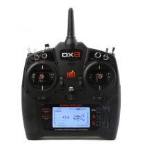 Emetteur DX8 G2 avec récepteur AR8010T Mode 2 - HORIZON HOBBY - Référence: SPM8015EU