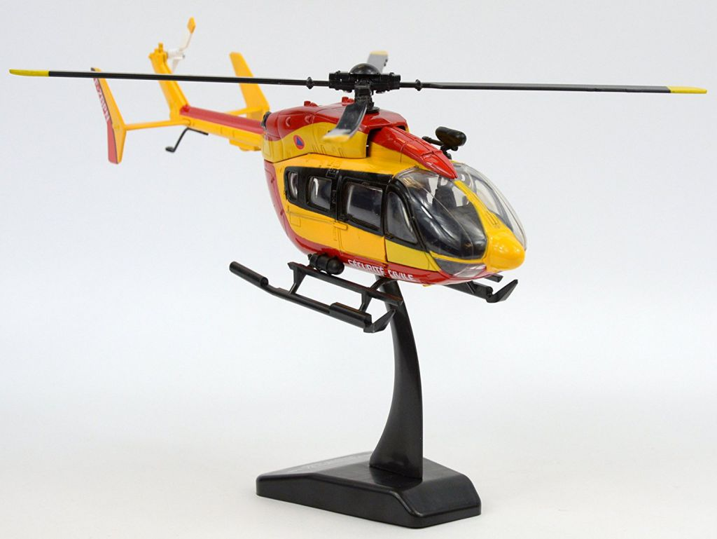 EUROCOPTER EC145 SECURITE CIVILE 1/43°