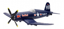 F-4U4 Corsair 1:48 - Red Bull - New Ray - 21273