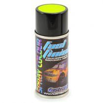 FAST271 -Fastrax Fast Finish Peinture en aérosol jaune fluo 150ML pour lexan