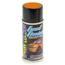 "FAST276 -Fastrax Fast Finish Peinture en aérosol orange \""honda\"" 150ML pour lexan"