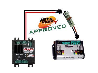 Filtre d\'alimentation electrique / Peak filter - pour ECU certifié JetMunts - 90010706 - ALEWINGS