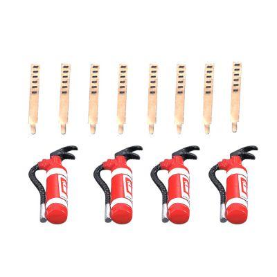Fire-extinguisher Set (4 pcs.)