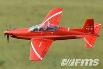 FMS 1100MM PILATUS PC-21 ARTF w/o TX/RX/BATT