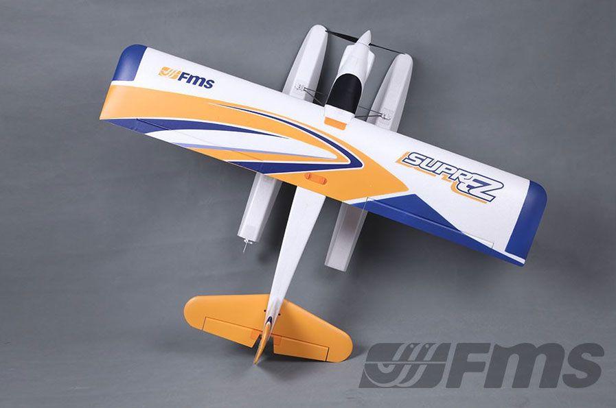 FMS 1220MM SUPER EZ TRAINER RTF V2 W/FLOATS