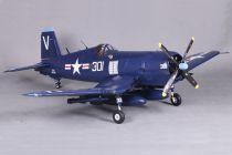 FMS F4U-4 CORSAIR ARTF w/RETRACT w/o TX/RX/BAT - V3