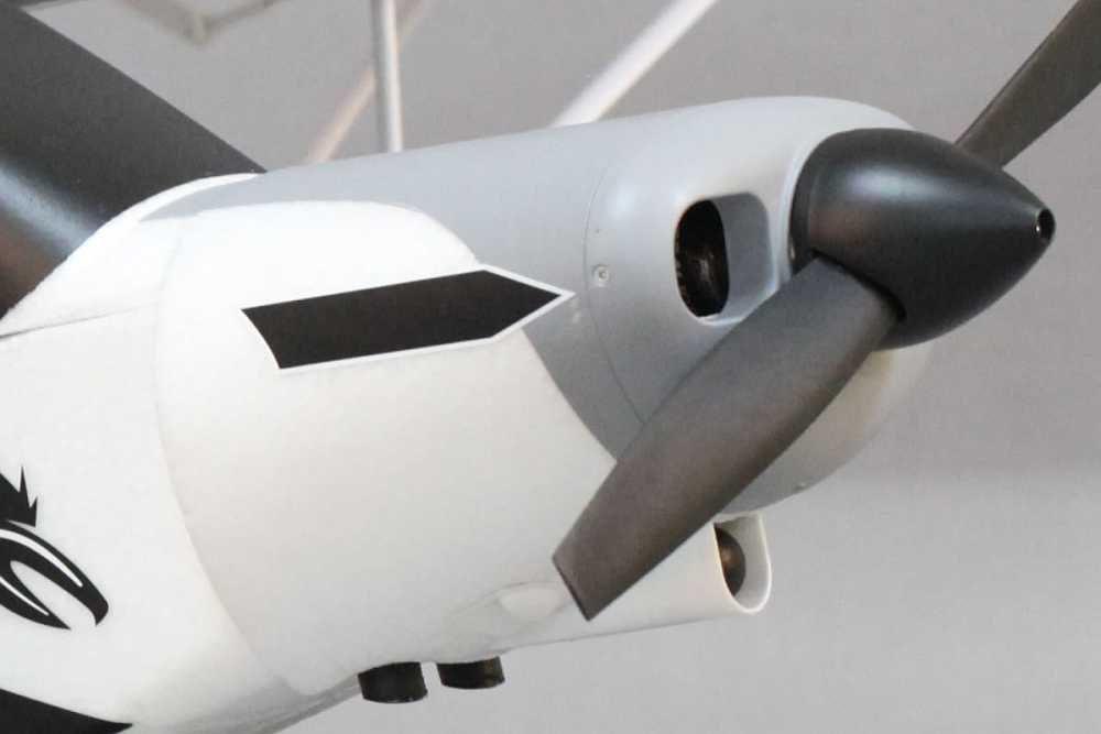 FMS110P - Piper PA-18 Super Cub 1700mm PNP