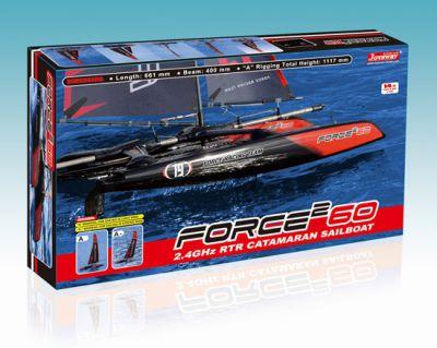 Force 2 RTS / MHD4S de JOYSWAY HOBBY - Z028806B