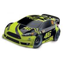 FORD FIESTA ST RALLY VR46 EDITION - 4X4 - 1/10 BRUSHED - TRAXXAS