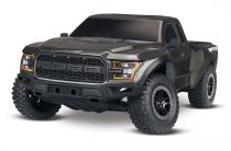 FORD RAPTOR F-150 GRIS - 4x2 - 1/10 BRUSHED TQ 2.4GHZ - iD - TRX58094-1 - TRAXXAS 58094-1
