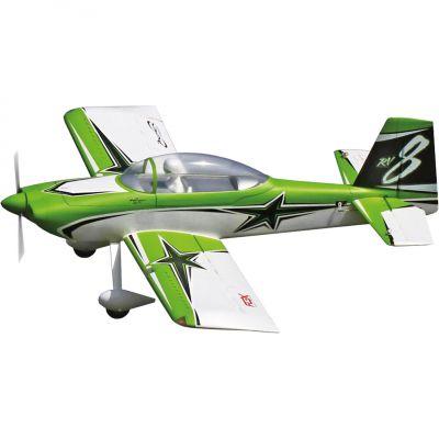 FPM3570A - premier aircraft RV8 (RV-8) SUPER PNP avec AURA 8 - Flex innovation