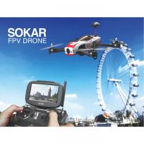FPV racer Sokar RTF kit
