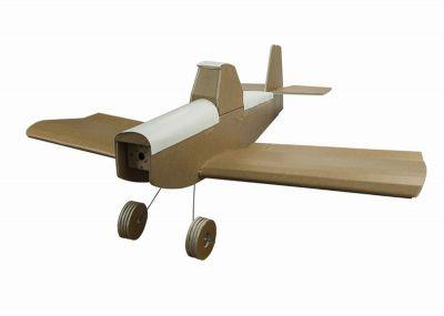 FT4126 GRAUPNER FLITE TEST - FT Duster Speed Build Kit