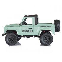 FTK-RAID2-GR - Crawler 1/12 Funtek 4x4 Raid version 2 vert