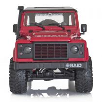 FTK-RAID2-RD - Crawler 1/12 Funtek 4x4 Raid version 2 rouge