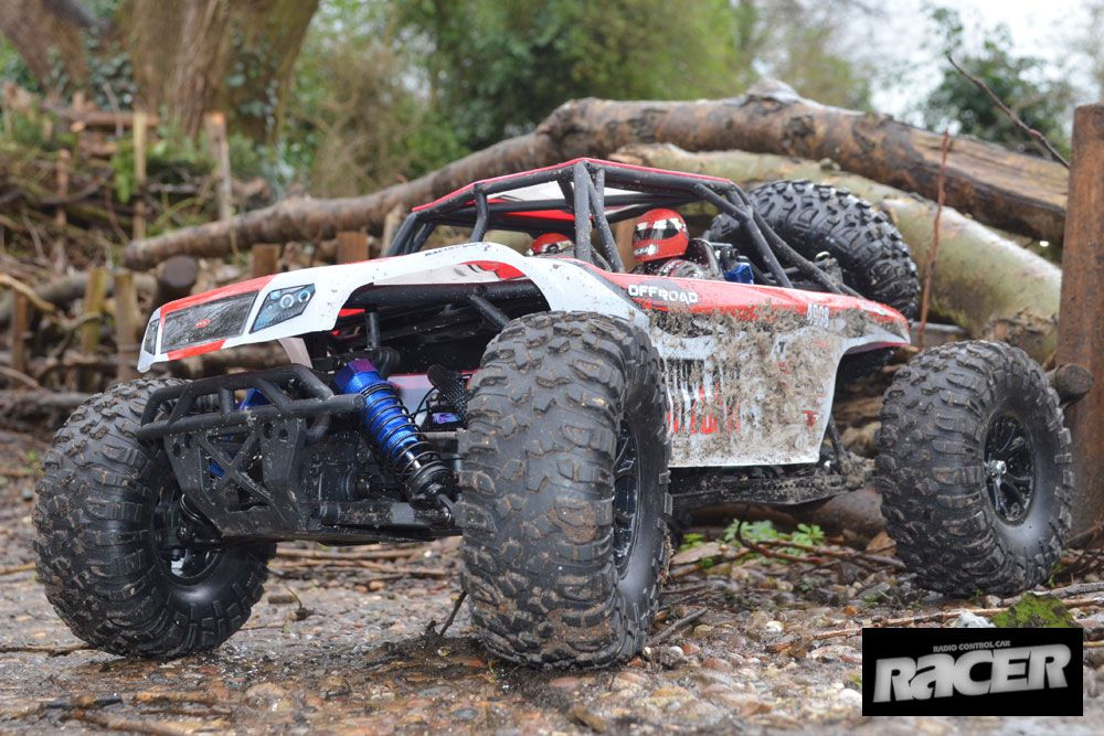 FTX Sand Racer Outlaw Ultra-4 4wd Brushed RTR FTX5570