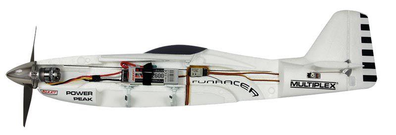 FUNRACER RR BLANC - MULTIPLEX 2.0 - 1-00519