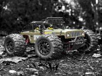 FUNTEK DTX | DESERT TRUCK 4WD RTR | FTK-DTX