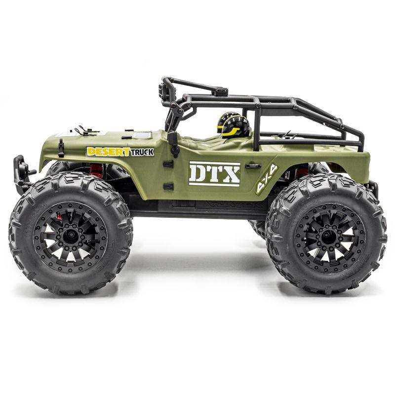 FUNTEK DTX | TRUCK 4WD RTR | FTK-DTX