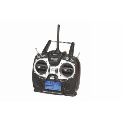 GRAUPNER RADIO 6 VOIES HOTT MZ-12 S1002.77