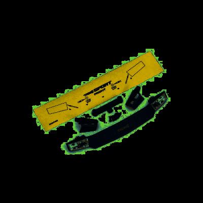 GRILLE 4 SPORT POUR CARROSSERIE 8111 - TRAXXAS - TRX8116