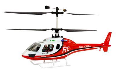 Hélicoptère CO-AXIAL RTF Rouge  - E-SKY - Z69003912R1