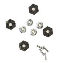 Hexagone 12mm + ecrou de roue