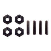 Hexagones et clavettes de roues M10DT