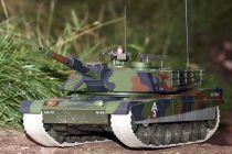 HOBBY ENGINE M1A1 ABRAMS BATTLE TANK - CAMO HE0811