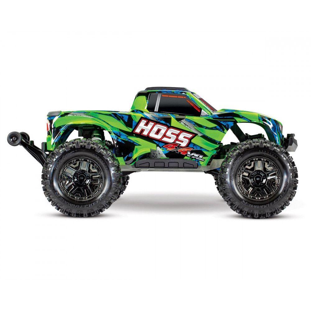 HOSS 4X4 VXL BRUSHLESS RTR | TRAXXAS | TRX90076-4