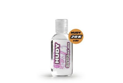 Huile Silicone 20 000 cst - 50ml