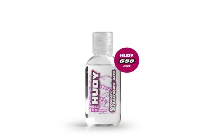 Huile Silicone 650 cst - 50ml