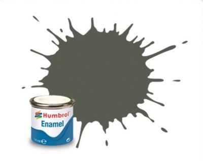 HUMBROL Enamel 241 Vert Noir RLM 70 - Schwartzgrün Matt 14ml - HU241