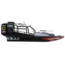 Hydroglisseur Aerotrooper 635mm Brushless Air Boat RTR Proboat - PRB08034