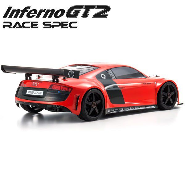 INFERNO GT2 RACE AUDI LMS ROUGE (KT331-PICCO.E1 DUAL-START)