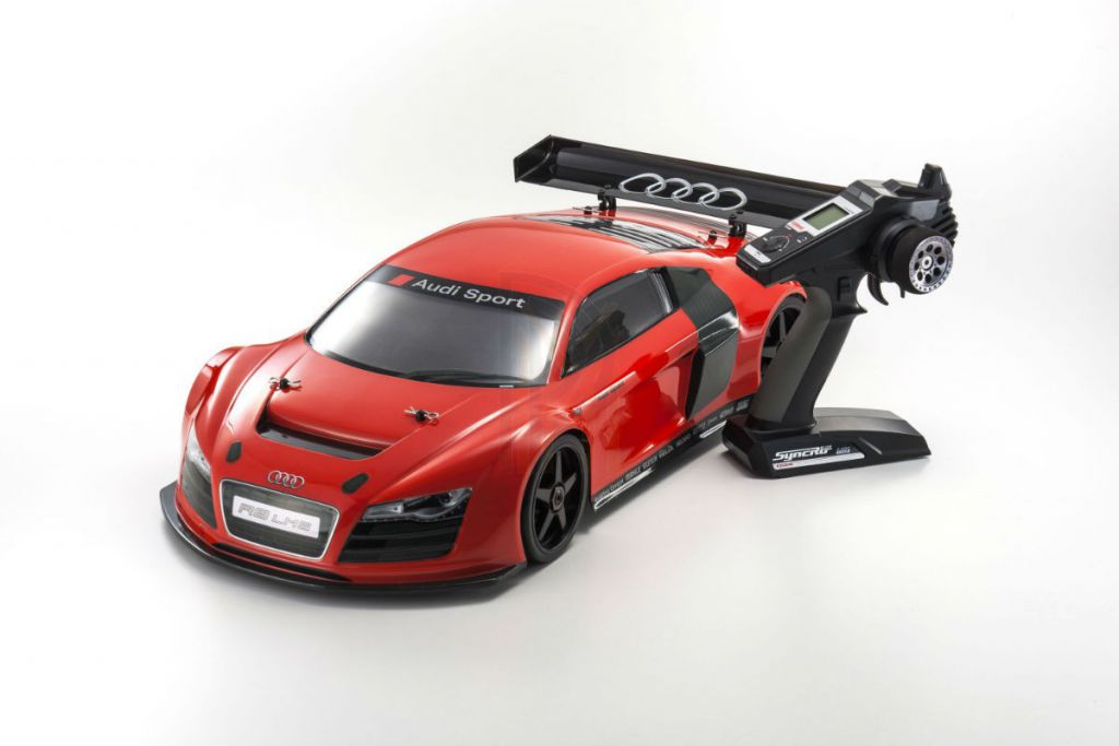 INFERNO GT2 VE Race Spec Audi R8 LMS RTR