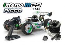 INFERNO MP9 READYSET AVEC PICCO.21 E1 DUAL START