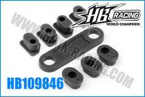 Inserts de réglages HB 817 (kit)