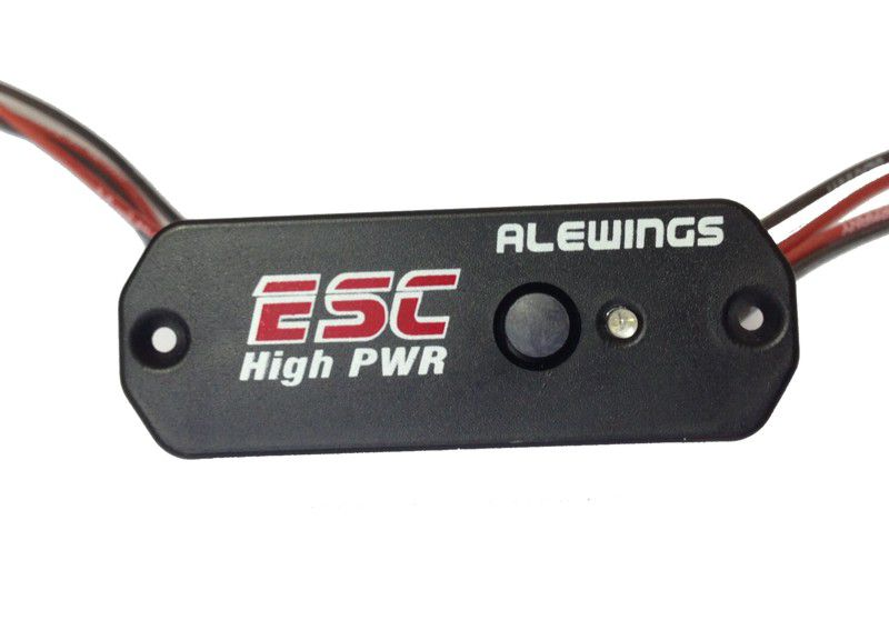 Interrupteur electronique stabilise ESC High Power 15A - 90030210 - Alewings