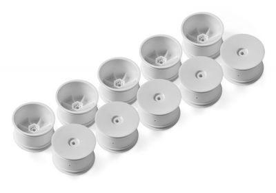 Jantes AR 12mm - Blanches (10)- 369903 - Pièce détachée XRAY