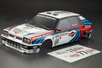 KB48384 KILLER BODY CARROSSERIE LEXAN PEINTE LANCIA DELTA HF INTEGRALE 16V 195mm