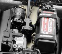 Kit conversion Thermique vers Brushless XRAY XT8 XB8 - 350905