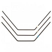 Kit de barre-anti-roulis arrière B6.1 - AS91823 - Pièce détachée Team Associated - 91823