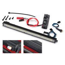KIT RAMPE LUMINEUSE A LED + ALIMENTATION 3V - 0.5A - 8029 - TRAXXAS