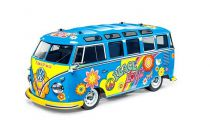 KIT VW TYPE 2 FLOWER POWER M05 - TAMIYA