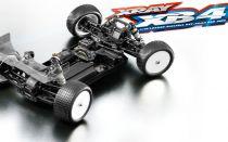 Kit XRAY XB4 TT 1/10 4x4   2018- 360005