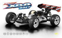 Kit XRAY XB8 TT 1/8 Th - 2017